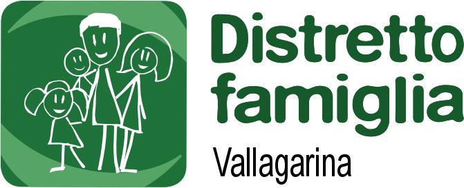 Logo colori distretto famiglia vallagarina
