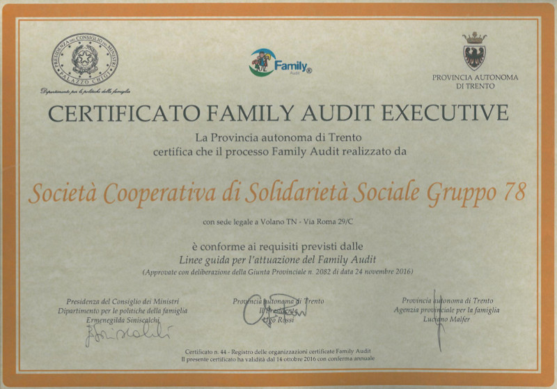 CertificatoFA